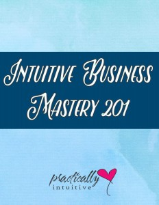 Intuitive Business Mastery 201